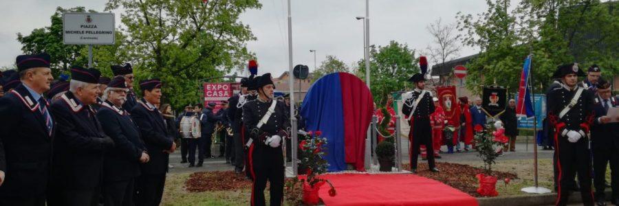 Inaugurazione Monumento ai Carabinieri