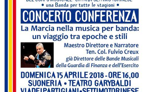 Concerto conferenza