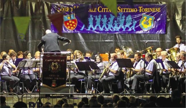Concerto feste patronali
