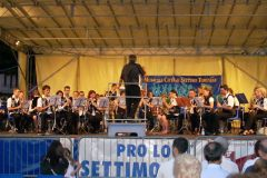 Concerto de l'Harmonie Municipal de l'Union - 05 luglio 2008