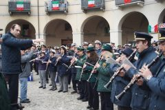 Festa in occasione dei 150 anni dell'Unità d'Italia (Venaria) - 17 marzo 2011