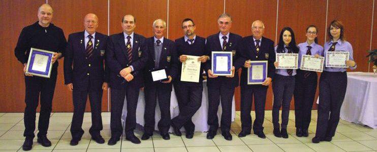 Diplomi e riconoscimenti per Santa Cecilia