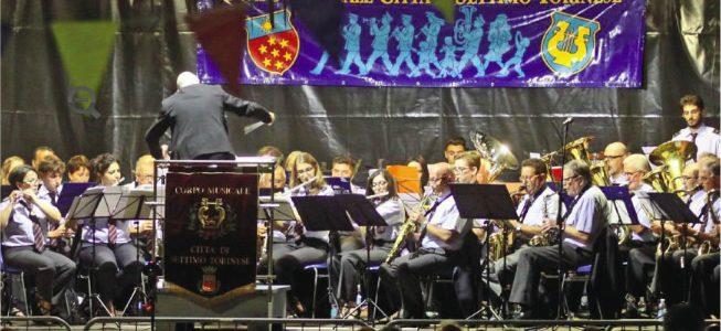 Applausi per l'ottimo concerto del Corpo Musicale di Settimo