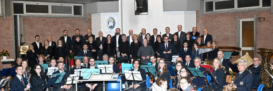 """Il Corpo musicale """"Città di Settimo"""" festeggia S. Cecilia in concerto"""