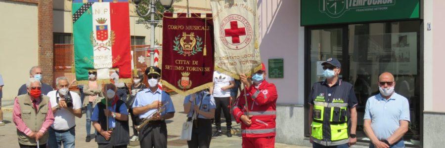 Settimo Torinese dedica il 2 giugno alle vittime del Covid