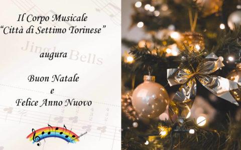 Natale 2020 – Auguri in musica
