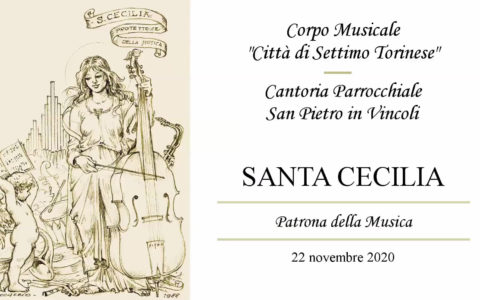 Festa di Santa Cecilia 2020