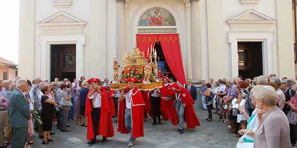 Celebrazione Corpi Santi 2021