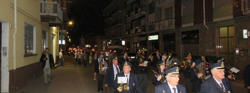 Celebrazioni per il 73° Anniversario della Liberazione a Settimo Torinese